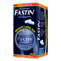 Cam Consumer Products, Inc. Fastin Diet Tablets 30 Ct