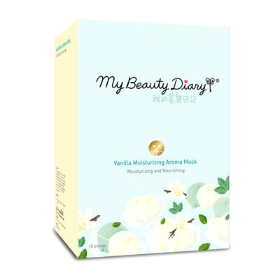 My Beauty Diary Aroma Mask