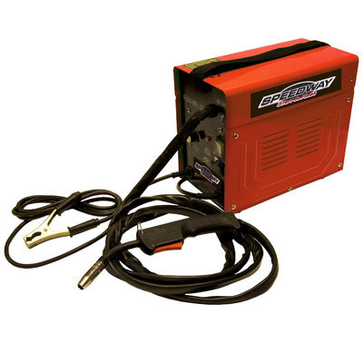 SPEEDWAY Welding Tools 90-Amp Flux Welder 7643