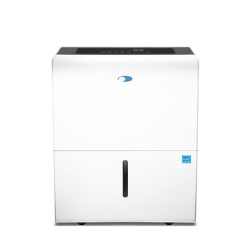Whynter Dehumidifiers Elite D-Series Energy Star 45-Pint Portable Dehumidifier Whites RPD-451DW