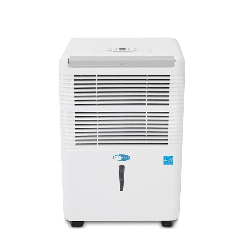 Whynter Dehumidifiers Energy Star 60-Pint Portable Dehumidifier Whites RPD-621EW
