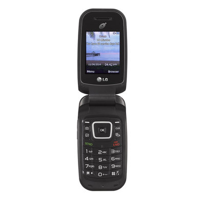 Tracfone Wireless Inc. NET10 LG 441G Cell Phone