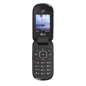NET10 LG 237C Cell Phone - TRACFONE WIRELESS, INC.