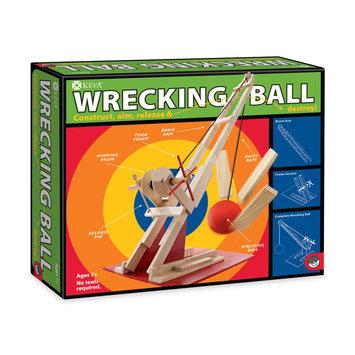 MindWare KEVA Contraptions Wrecking Ball