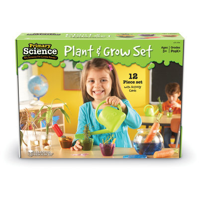 Learning Resources Inc. Learning Resources Primary Science Plant & Grow Set