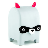 Firebox Toymail Rochester the Raccoon Mailman WiFi Messaging Toy