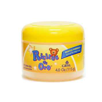Ricitos De Oro Styling Gel Whit Chamomile 4 oz - Gel Con Manzanilla