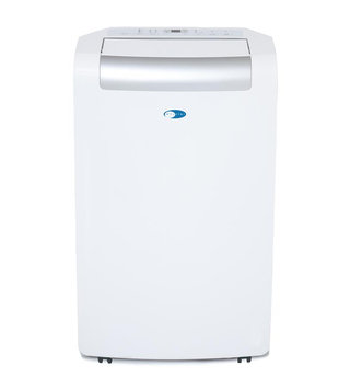 Whynter Portable Air Conditioners 14000 BTU Portable Air Conditioner and Heater with 3M and Silvershield Filter Plus Autopump White ARC-148MHP
