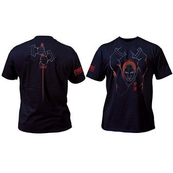 Cold Steel Samurai Tee Shirt, Medium