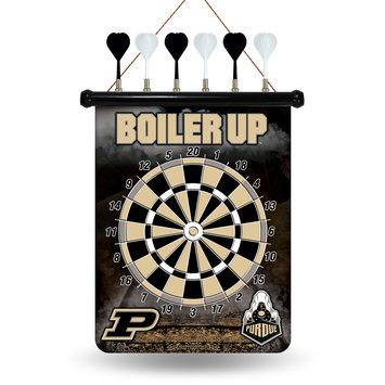 Creative Awards/nameplates Inc Rico Purdue University Boilermakers Magnetic Dart Set