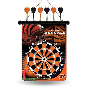 Creative Awards/nameplates Inc Rico Cincinnati Bengals Magnetic Dart Set