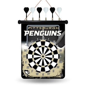 Creative Awards/nameplates Inc Rico Pittsburgh Penguins Magnetic Dart Set