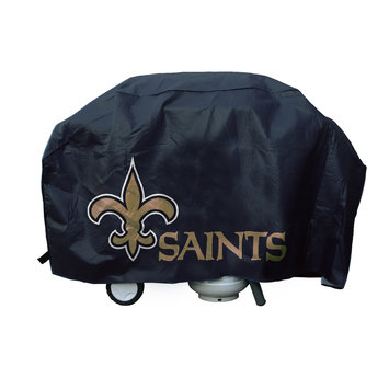 Caseys Rico New Orleans Saints Deluxe Barbeque Grill Cover