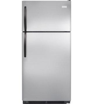 Frigidaire 14.56 Cu. Ft. Top Freezer Refrigerator - Stainless Steel