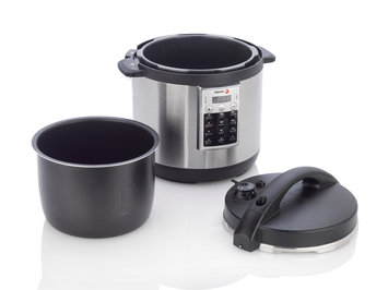 Fagor Premium Electric Pressure Cooker Size: 8 Quart