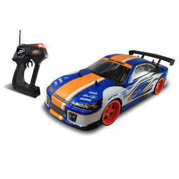 Nkok Scale Fast and Furious 6 Street Tuner RC Car