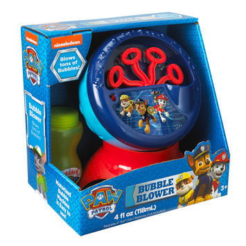 Little Kids Inc. Paw Patrol Bubble Machine
