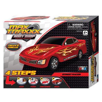 Max Traxxx Body Shop Custom Racers Casting Kit