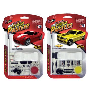 Max Traxxx Custom Painter Chevrolet Corvette and Camaro Bundle