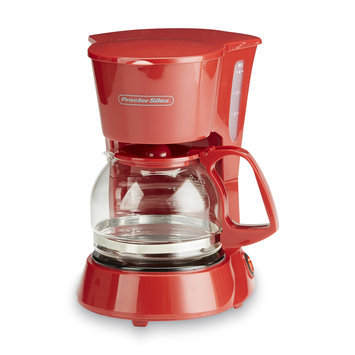 Proctor Silex 4 Cup Coffee Maker - HAMILTON BEACH/PROCTOR-SILEX