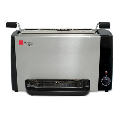 Ronco Ready Grill With Basket And Recipes