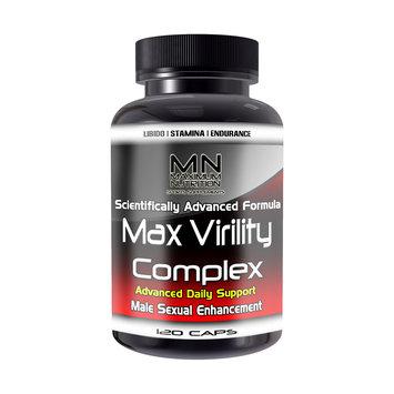 David Shaw Silverware Na Ltd Max Virility Complex Male Enhancement (120ct)