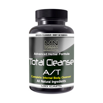 David Shaw Silverware Na Ltd Total Cleanse A/T Body/Organ Cleanser and Detoxifier (120ct)