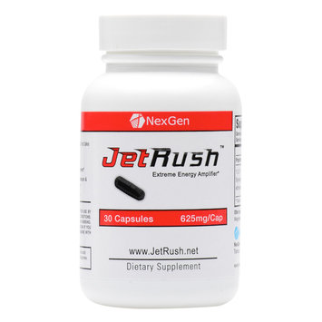 NexGen Biolabs JetRush Extreme Energy Amplifier (30 Count)