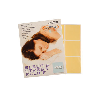 Quest Products Quest Sleep & Stress Relief Patch 30ct