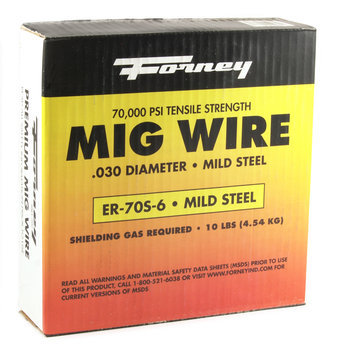 10 Pound .030 Mig Wire Spool 42286 by Forney Industries