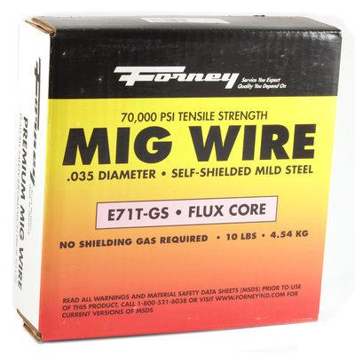 Forney 11 Lb. Flux Core Mig Wire Spool (42303)
