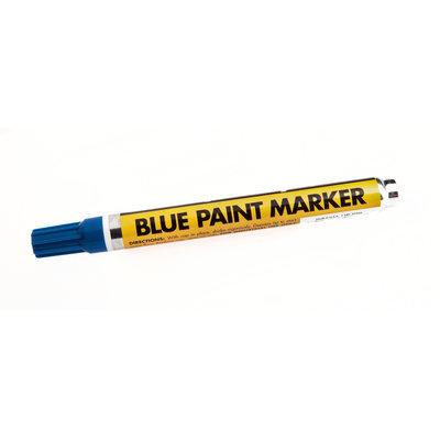Forney Welding - 70821 - Blue Paint Marker - Part#: 70821