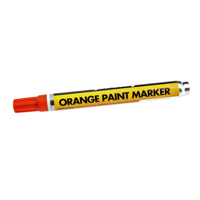 Forney Industries Inc Marker, Paint, Orange