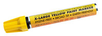 Forney Industries Inc Marker, Paint, Extra Large, Yellow