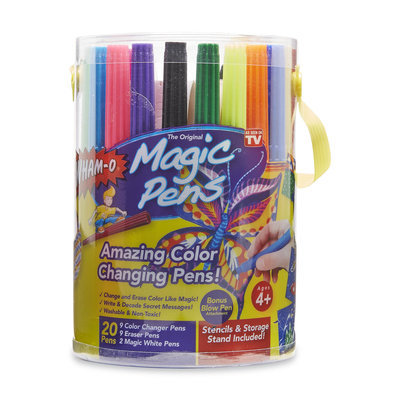 Ideavillage.com As Seen On TV Magic Pens Set