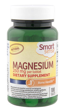 Mygofer Smart Sense Magnesium 250 mg Tablets 100 Ct.