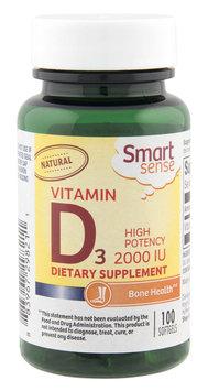 Mygofer Vitamin D Bone Health Dietary Supplement 2000 IU