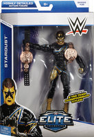 Mfg Id For Dot.com Items Stardust - WWE Elite 36 Toy Wrestling Action Figure