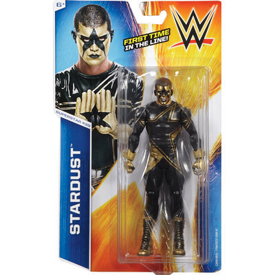 Mfg Id For Dot.com Items Stardust - WWE Series 51 Toy Wrestling Action Figure
