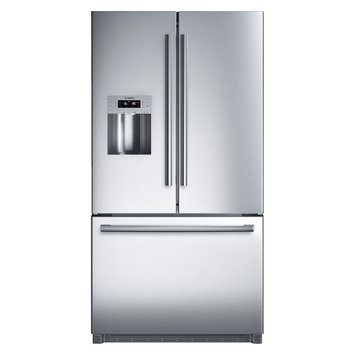 Bosch 25.9 cu. ft. French Door Bottom-Freezer Refrigerator