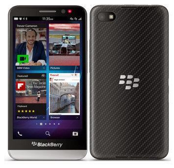 J.c. Hermans Floral Distributors, Inc. Blackberry Z30 STA100-5 16GB Unlocked GSM 4G LTE OS 10.2 Cell Phone - Black