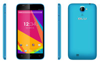 Sierra Accessories BLU Dash 5.5 D470L Unlocked GSM Quad-Core Dual-SIM HSPA+ Phone - Blue
