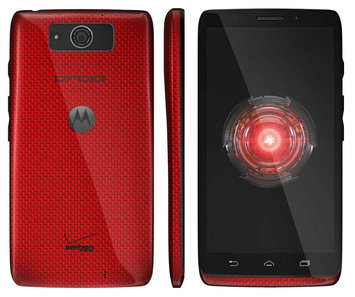 DROID ULTRA by MOTOROLA - Black for Verizon Wireless with new service agreement