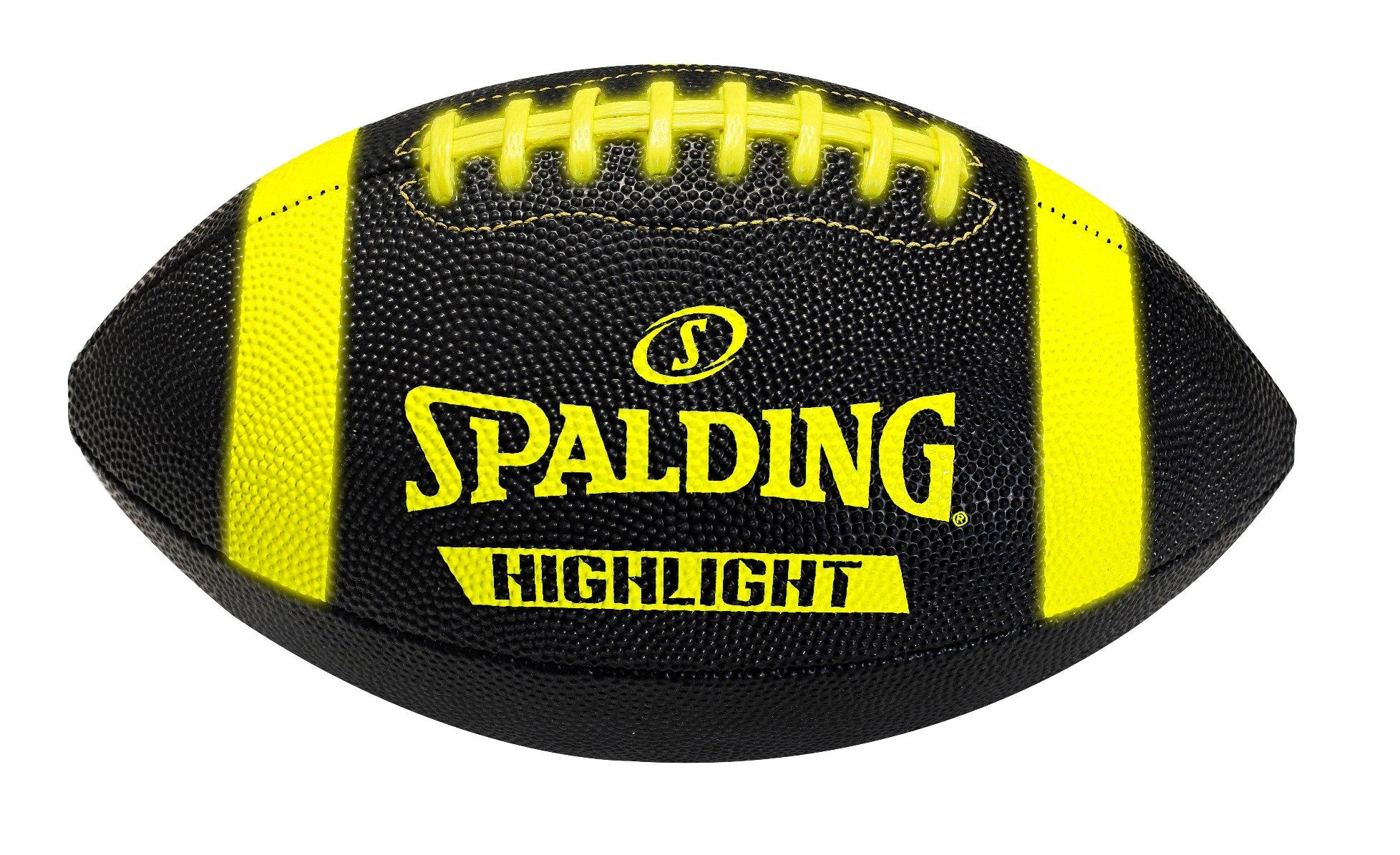 Spalding Highlight Junior Football - SPALDING SPORTS WORLDWIDE
