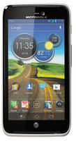 Motorola - Atrix HD 4G Mobile Phone - Titanium (AT & T)