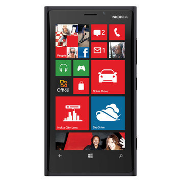 Nokia Lumia 920 32GB GSM Unlocked Windows 8 Smartphone - Black