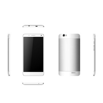 Cam Consumer Products, Inc. Sky Devices 6.0Q 16GB 3G/4G Android4.4 Unlocked Smartphone (White)