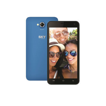 Cam Consumer Products, Inc. Sky Devices 5.0W 4GB 3G/4G Android4.4 Unlocked Smartphone (Blue)