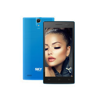 Cam Consumer Products, Inc. Sky Devices 5.0Q 8GB 3G/4G Android4.4 Unlocked Smartphone (Blue)