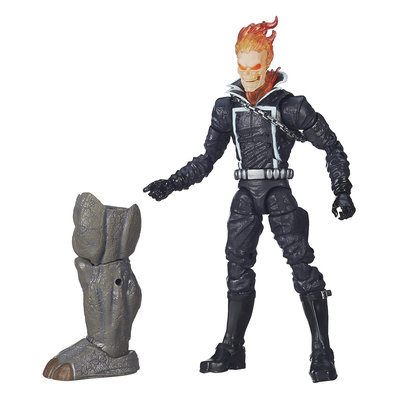 Marvel Entertainment Group Marvel Comics Legends Infinite Series Heroes for Hire Ghost Rider - HASBRO, INC.